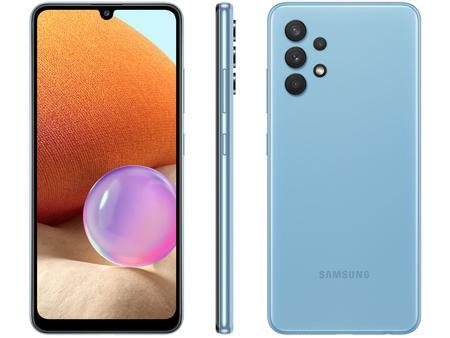 Imagem de Smartphone Samsung Galaxy A32 128GB Azul 4G