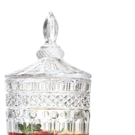 Imagem de Suqueira Cristal Com Torneira 4,5l Class Home