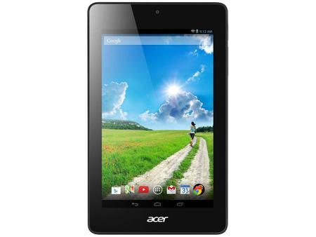 """Imagem de Tablet Acer Iconia One 7 8GB Tela 7"""" Wi-Fi"""