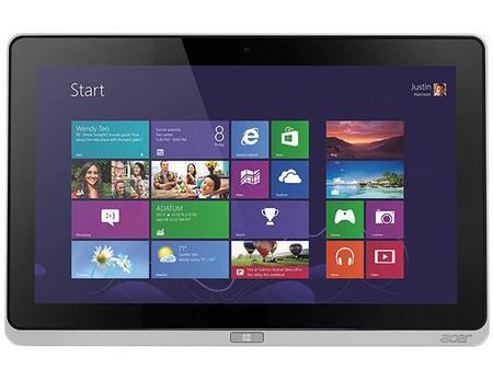 Imagem de Tablet Acer Iconia W700 Windows 8 Wi-Fi Bluetooth
