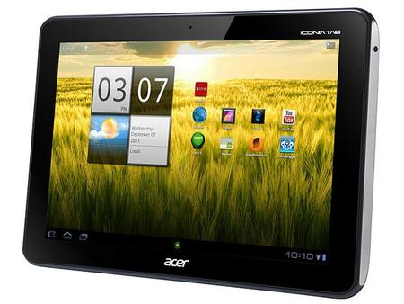 Imagem de Tablet Acer XEH8QPN004 16GB 10,1 Pol