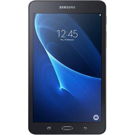 "Imagem de Tablet Samsung Galaxy Tab A T280 8GB Wi-Fi Tela 7"" Android Quad-Core - Preto"
