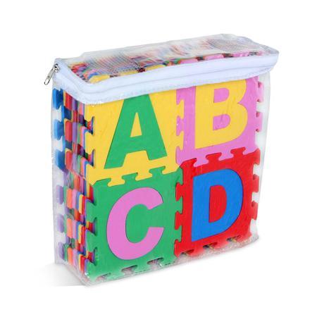 Imagem de Tapete Infantil Alfanumérico Carlu