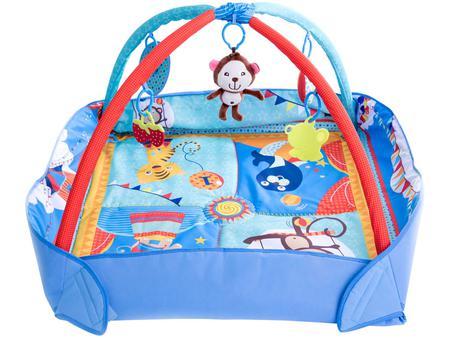 Imagem de Tapete Infantil Discovery Circus 115x106,5cm
