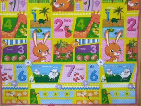 Imagem de Tapete Infantil diversas estampas