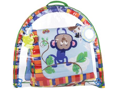 Imagem de Tapete Infantil Holiday Zoo 76x76cm