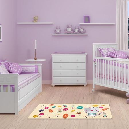"Imagem de TAPETE INFANTIL PVC ""GATO"" - 0,50x1,20m."