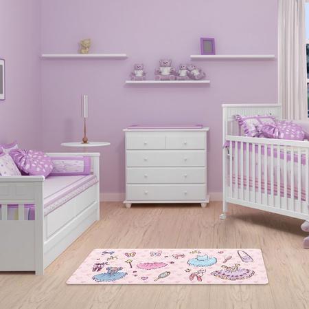 """Imagem de TAPETE INFANTIL PVC """"PRINCESA"""" - 0,50x1,20m."""
