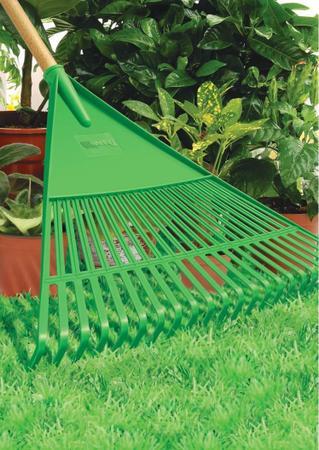 Imagem de Vassoura Ancinho Verde Com Cabo Trapp Fj 1011