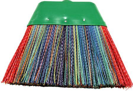 Imagem de Vassoura de nylon plug verde s/ cabo