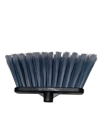 Imagem de Vassoura Eco Slim Plástica Sem Cabo Limpeza Do Lar Trabalho