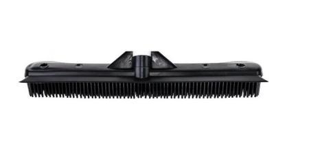 Imagem de Vassoura Inteligente Preta Para Barbearia e Salão de Beleza
