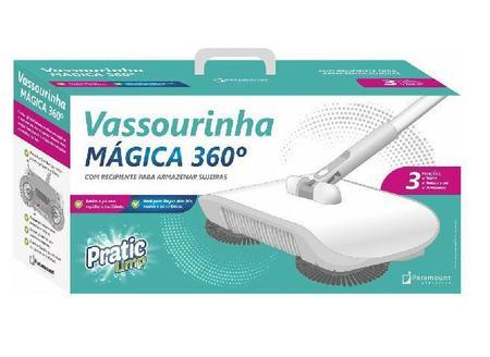Imagem de Vassoura Magica 360 Graus - C/ Escova Giratória