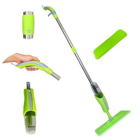 Imagem de Vassoura Magica Esfregão Mop Spray Com 1 Refil Extra