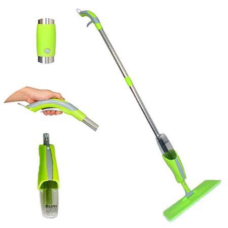 Imagem de Vassoura Magica Esfregão Mop Spray Com 3 Refil Extra