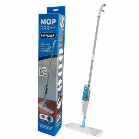 Imagem de Vassoura Mágica Esfregão Mop Spray Com Reservatório Limpeza