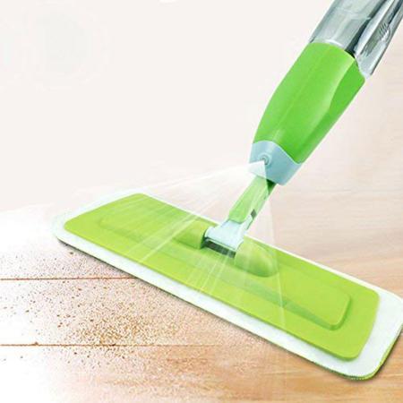 Imagem de Vassoura Magica Esfregão Spray Mop Rodo Reservatório GT572-GN - Lorben