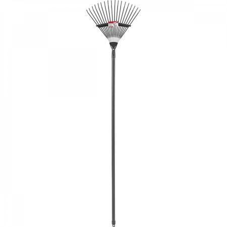 Imagem de Vassoura metálica para grama palheta fixa com cabo Nove54
