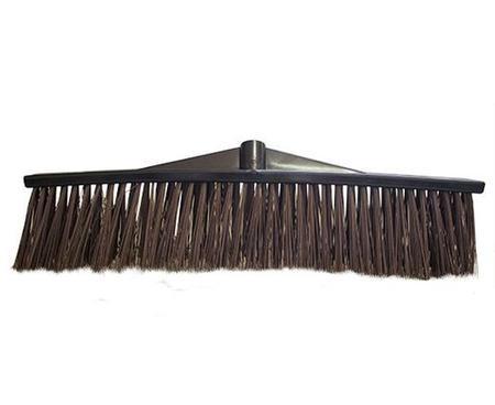 Imagem de Vassoura Tipo Gari De Piaçanil Cepa Plástica 43cm Sem Cabo