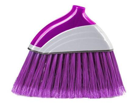 Imagem de Vassoura Varre Canto Para Limpeza Doméstica Plus Sem Cabo