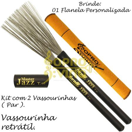 Imagem de Vassourinha Torelli T40 Master Jazz TV090