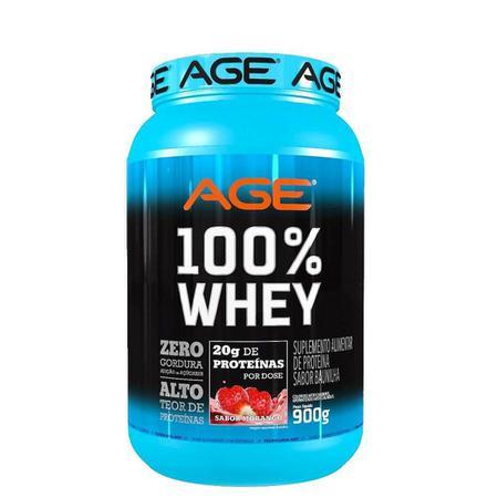 Imagem de Whey Protein 100% 900g Age