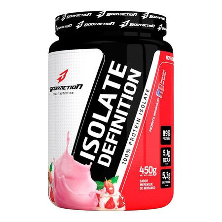 Imagem de Whey Protein Isolate Definition 450G - Body Action