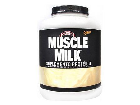 Imagem de Whey Protein Muscle Milk 1,980kg Chocolate