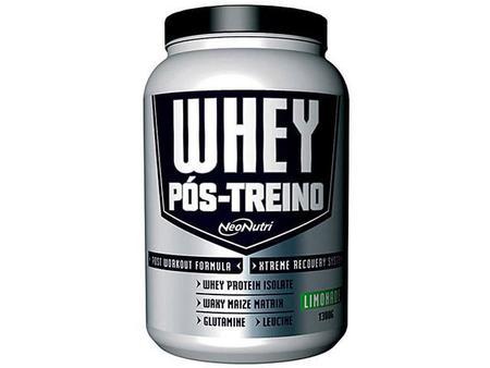 Imagem de Whey Protein Pós-Treino 1,3kg Limão