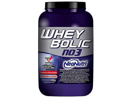 Imagem de Whey Protein Whey Bolic NO3 900g Baunilha