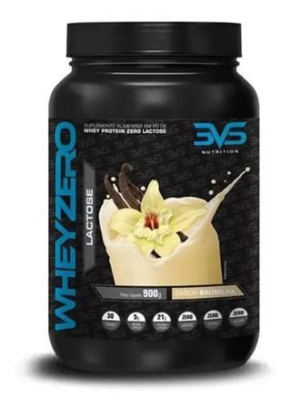 Imagem de Whey Protein Zero Lactose 900g Baunilha 3vs Nutrition