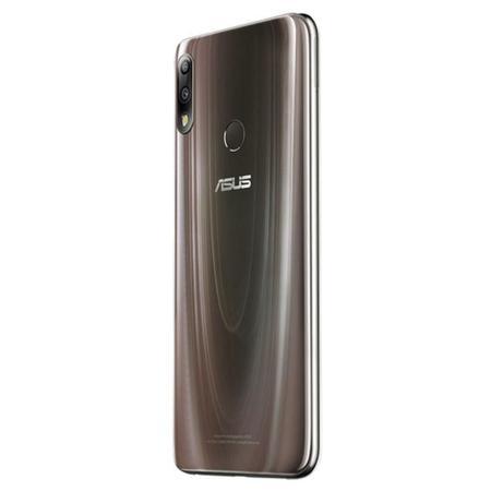 Imagem de Zenfone Max Pro M2 Asus, Tela de 6,3 4G, 4Gb Ram  64GB e Câmera de 12+5 MP - Titanium