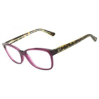 Armação Óculos De Grau Infantil Ray-ban Rb 1571l 3713 - Óptica ... cab0ab5380