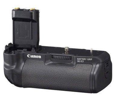 Battery Grip Canon BG-E3 para Câmera Canon 350D EOS Rebel XT E 400D EOS  Rebel XTi