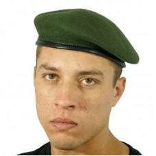 063512031d958 Boina Militar Francesa Verde Oliva tamanho 55 - Mundo do militar ...
