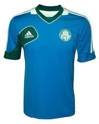 680e0fa814eee Camisa Palmeiras adidas Verde 2013 Treino - Camisa de Time ...