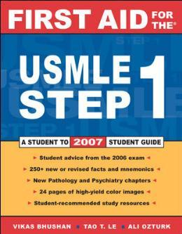 First aid for the usmle step 1 2010 - Mhp - mcgraw hill professional