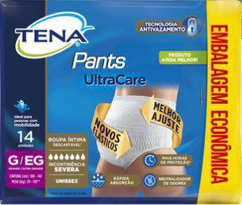 2b5701074 Imagem de Fralda Calcinha Descartável TENA Pants - Pacote com 14 Unidades