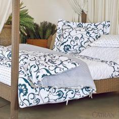 786ceb47d7 Jogo de cama casal flora 220 fios c elastico - Artelasse - Jogo de ...