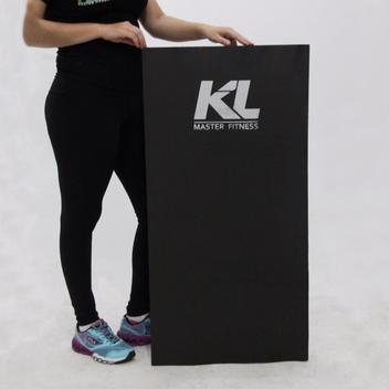 3e8733096 Kit 5 Unidades Colchonete Academia Fitness Eva 20mm - Kl master fitness - Colchonete  Academia - Magazine Luiza