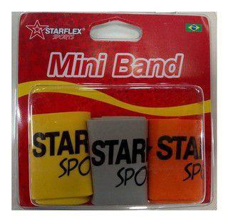 Kit Mini Band - Starflex - Mini Band - Magazine Luiza