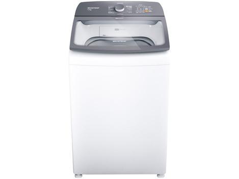 Lavadora de Roupas Brastemp BWK12AB 12Kg - Cesto Inox 12 Programas de Lavagem - Máquina de Lavar