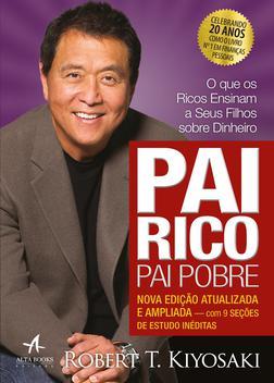 Livro - Pai rico, pai pobre 20 anos - Livros de Economia - Magazine Luiza