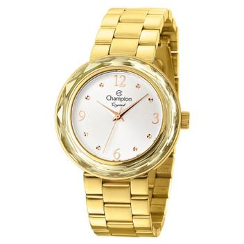 fc0092c9e42 Relógio Champion Feminino Crystal - CN27134M - Magnum - Relógio Feminino -  Magazine Luiza