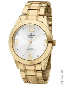 f5c5e62ba2f Relógio Champion Feminino Passion Dourado CH24268H - Relógio Feminino -  Magazine Luiza