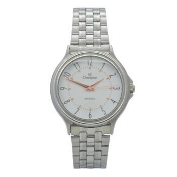 18dd5b971ed Relógio de Pulso Champion Feminino CA20205N - Prata - Champion watch - Relógio  Feminino - Magazine Luiza