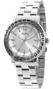 9f158d0f3ae Imagem de Relógio Feminino Euro Brilho Assimétrico Prata EU2035XYZ 3K