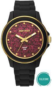 Relógio Mormaii Maui Lual Feminino - MO2035HY 8T - Relógio Feminino ... 6a11b31729