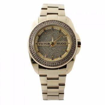f01090444 Relógio Victor Hugo Feminino Quartz Vh10103lsg/22m - Relógio ...