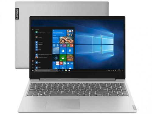 "Notebook Lenovo Ideapad S145-15IWL 81S90005BR i5-8265U 8GB 1TB 1.6GHz 15.6"" Windows 10 Prata"